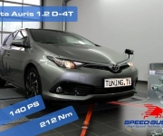 Chiptuning Box za  Toyota Auris 1.2 D-4D