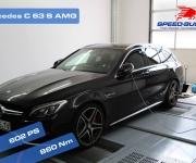 Chiptuningbox  za Mercedes C 63 S AMG