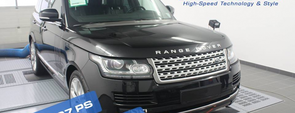 Chip Tuning Box za Range Rover SDV8 na 409 KS i 861Nm