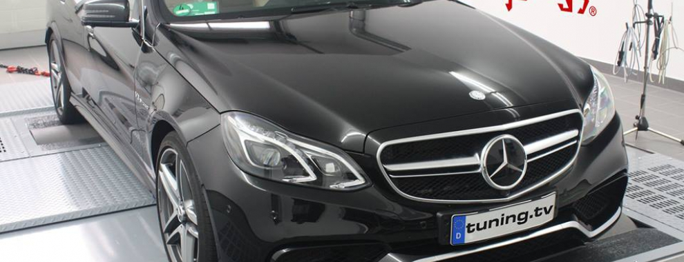 Mercedes E63 AMG sa 635ks/860Nm