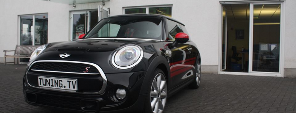 Mini Cooper S pojacan na 245 ks / 345 Nm