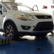 Chiptuning video Ford