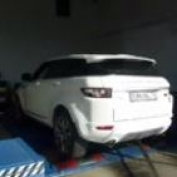 Chiptuning video Land Rover