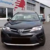 Chiptuning video Toyota